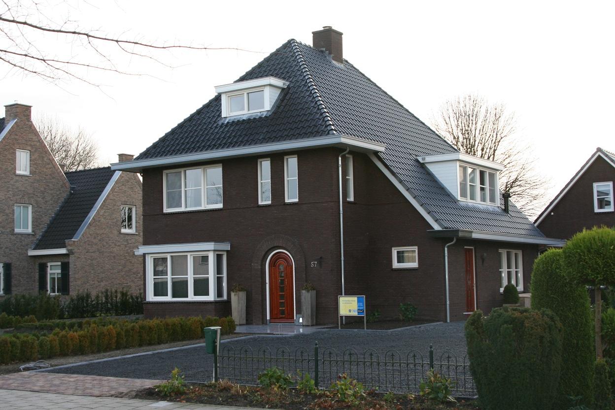 Jaren 30 woning te Lichtenvoorde - Huistotaal - Bouwkundig ontwerp en ...